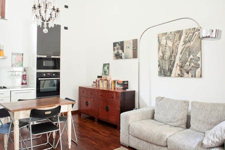 Apartment for rent from 02 Oct 2019 (Via Luigi Prinetti, Milan)
