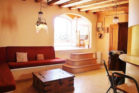 Apartamento de alquiler desde 01 ago. 2019 (Carrer d'Ataülf, Barcelona)