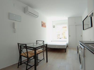Apartment for rent from 25 Aug 2019 (Calle de Berruguete, Madrid)