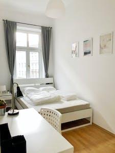 单人间租从01 May 2020 (Reinprechtsdorfer Straße, Vienna)