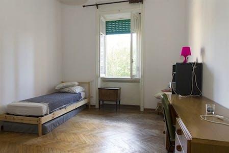 Habitación privada de alquiler desde 01 Jul 2019 (Viale Edoardo Jenner, Milan)