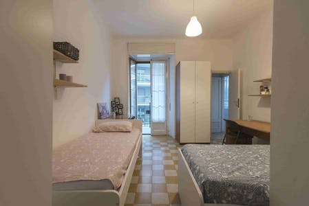 Shared room for rent from 08 Feb 2020 (Piazzale Susa, Milan)