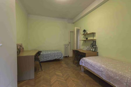 Shared room for rent from 23 Feb 2020 (Piazzale Susa, Milan)