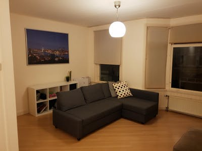 Apartment for rent from 16 Jan 2021 (Luzacstraat, Rotterdam)