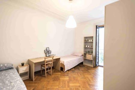 Habitación compartida de alquiler desde 01 sep. 2019 (Viale Campania, Milan)