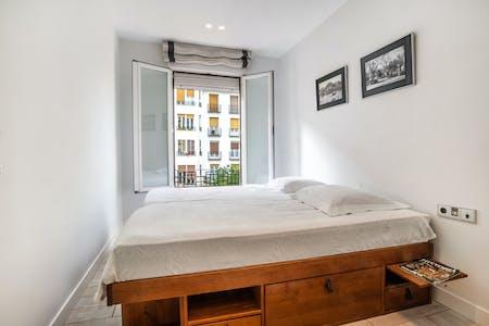 单人间租从30 4月 2019 (Calle de Narváez, Madrid)