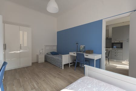 Shared room for rent from 01 Mar 2019 (Via Giovanna d'Arco, Sesto San Giovanni)