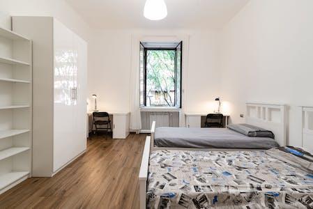 Gedeelde kamer te huur vanaf 01 Mar 2020 (Viale Lombardia, Milan)