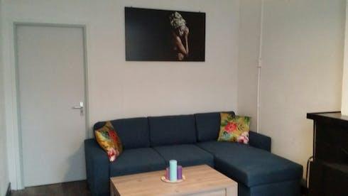 Apartment for rent from 04 Jul 2020 (1e Middellandstraat, Rotterdam)