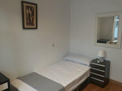 Privé kamer te huur vanaf 18 Jul 2019 (Avenida de los Toreros, Madrid)