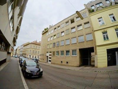 Appartement te huur vanaf 30 Aug 2020 (Weidmanngasse, Vienna)