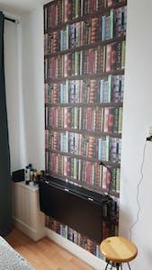 Private room for rent from 01 Jun 2020 (Brasserskade, Delft)