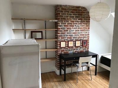 Chambre privée à partir du 01 Feb 2020 (Rue des Touristes, Watermael-Boitsfort)