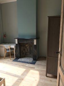 单人间租从01 6月 2019 (Rue des Touristes, Watermael-Boitsfort)