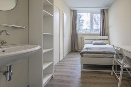 Stanza privata in affitto a partire dal 02 mar 2020 (Rozenoord, Amstelveen)