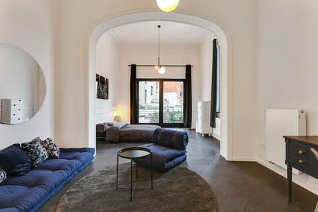 Privatzimmer zur Miete von 01 Juli 2019 (Rue du Méridien, Saint-Josse-ten-Noode)