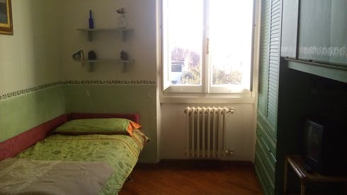 Private room for rent from 01 Jul 2019 (Via del Lasca, Florence)