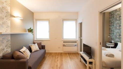 Apartamento de alquiler desde 31 dic. 2021 (Corso Buenos Aires, Milan)