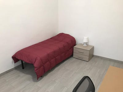 Private room for rent from 30 Aug 2019 (Via Pietro Cossa, Turin)
