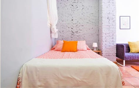 Private room for rent from 01 Jul 2020 (Calle Almirante Cadarso, Valencia)