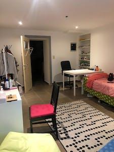 Apartamento para alugar desde 31 jan 2019 (Rue Saint-Georges, Ixelles)