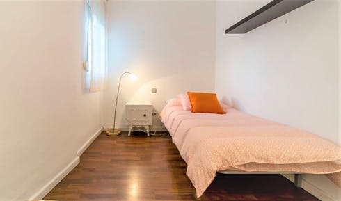 Privé kamer te huur vanaf 28 feb. 2019 (Calle del Músico José Iturbi, Valencia)
