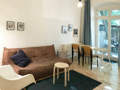 Apartment for rent from 01 Apr 2020 (Glatzer Straße, Berlin)