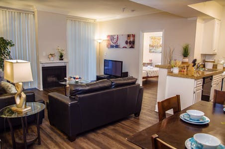 Apartment for rent from 18 Jan 2019 (Wellworth Ave, Los Angeles)