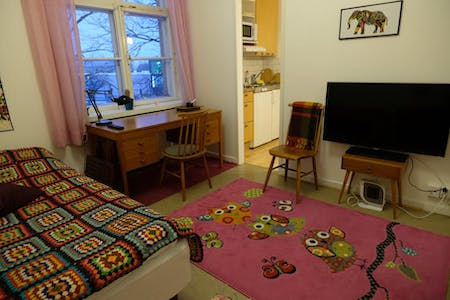 Private room for rent from 01 Sep 2019 (Vanha Littoistentie, Turku)