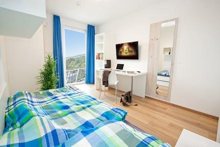 Private room for rent from 13 Nov 2019 (Kaisermühlenstraße, Vienna)