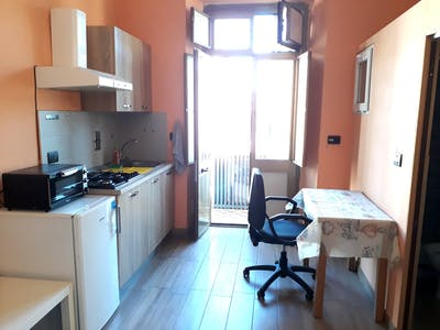 Studio for rent from 01 Feb 2020 (Via Ceva, Turin)