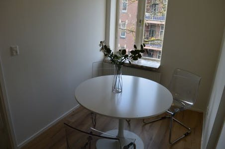 Apartment for rent from 02 Nov 2020 (Vierambachtsstraat, Rotterdam)
