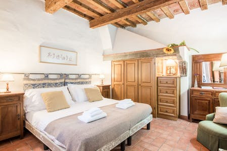 Appartement te huur vanaf 13 Oct 2019 (Piazza Santo Spirito, Florence)
