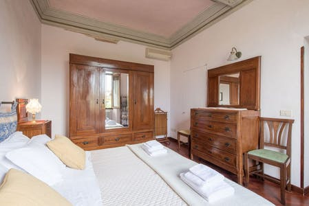 Apartment for rent from 23 Jul 2019 (Piazza Santo Spirito, Florence)