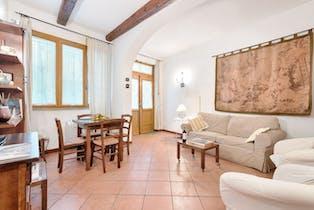 整套公寓租从19 2月 2019 (Via del Campuccio, Florence)