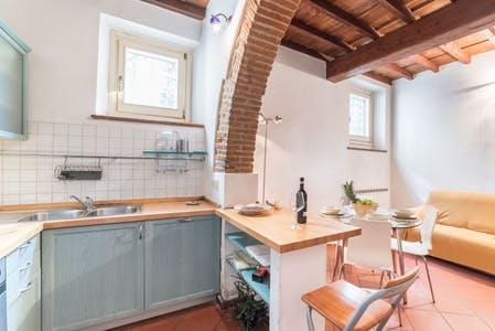 Apartment for rent from 31 Aug 2019 (Via dei Serragli, Florence)