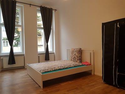 Habitación privada de alquiler desde 02 Aug 2020 (Stuttgarter Straße, Berlin)