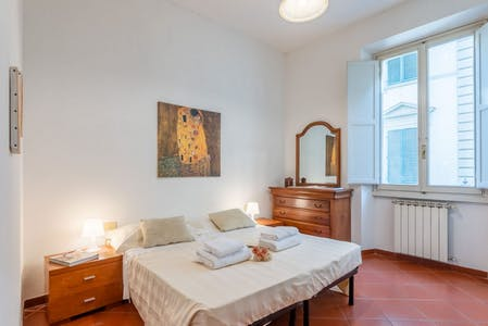 Appartement à partir du 15 Aug 2019 (Via Ghibellina, Florence)