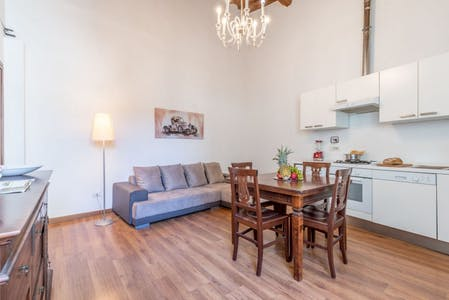 Apartment for rent from 02 Aug 2019 (Via Ghibellina, Florence)