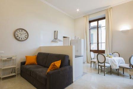 Wohnung zur Miete ab 20 Juli 2020 (Piazza Cesare Beccaria, Florence)