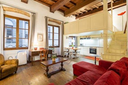Apartamento de alquiler desde 08 mar. 2020 (Via Lambertesca, Florence)