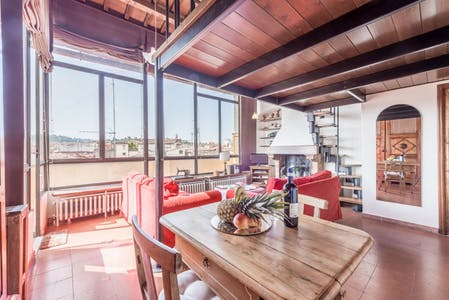 Apartment for rent from 21 Feb 2019 (Via Matteo Palmieri, Florence)