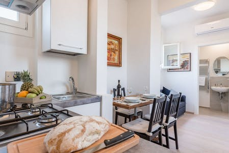Apartment for rent from 23 Sep 2019 (Via Ghibellina, Florence)