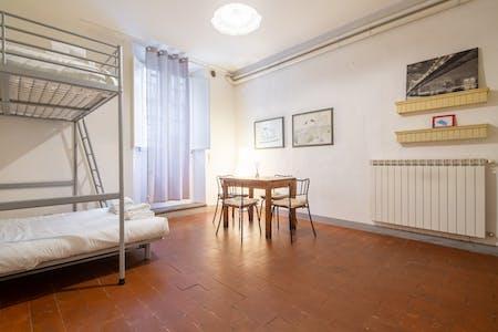 Wohnung zur Miete ab 01 Apr. 2020 (Via Ghibellina, Florence)