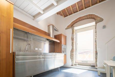 Appartement à partir du 26 Sep 2019 (Via Vittorio Emanuele II, Florence)