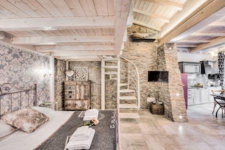 Appartement te huur vanaf 21 feb. 2019 (Via Vittorio Emanuele II, Florence)