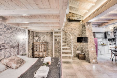 整套公寓租从17 1月 2019 (Via Vittorio Emanuele II, Florence)