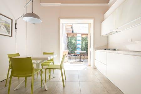 Appartement à partir du 30 Sep 2019 (Via Vittorio Emanuele II, Florence)
