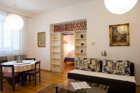 整套公寓租从17 1月 2019 (Rimska cesta, Ljubljana)