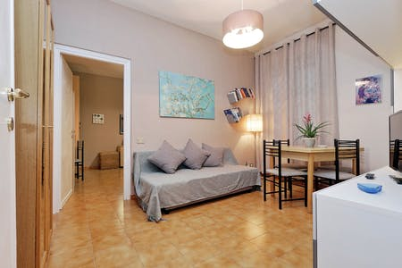 Apartment for rent from 23 Jan 2019 (Via Magliano Sabina, Rome)